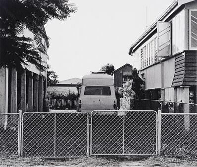 Virginia Coventry, 'Spaces Between Houses - Two Blocks', 1977