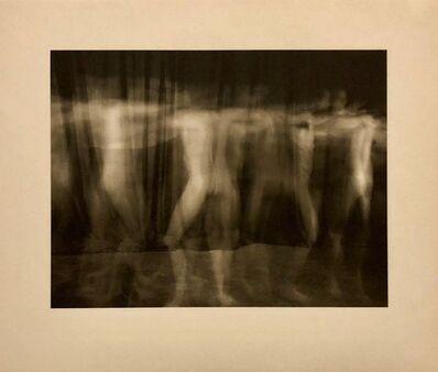 Skip Arnold, 'Vintage Photograph Male Nude Platinum Print Photo 'Ring Around the Rosie' ', 1990-1999