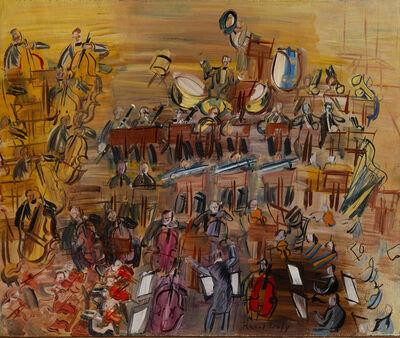 Raoul Dufy, 'Le grand orchestre', Unknown
