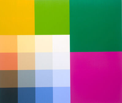 Robert Swain, 'Untitled, 6x7-5A 15 B3-Five', 2001