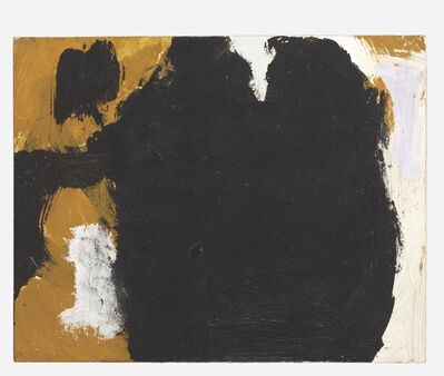Robert Motherwell, 'Two Figures No.7', 1958
