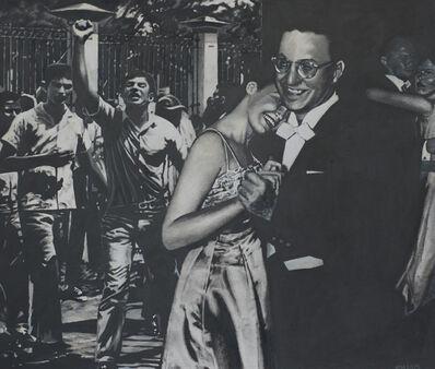 Martin Mull, 'Debutante ', 2015