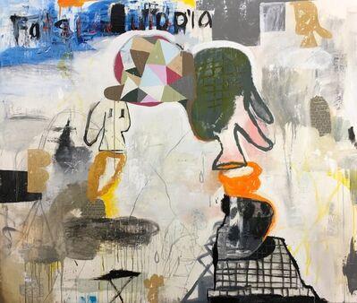John Yoyogi Fortes, 'False Utopia/Repair', 2016