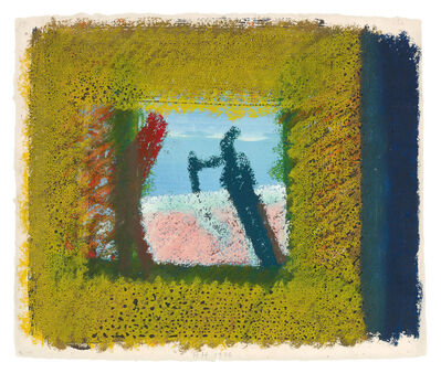 Howard Hodgkin, 'Study for Birthday Party', 1976