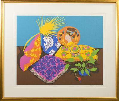 Hunt Slonem, 'Anthunium', 1980