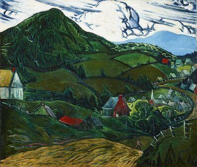 Marc-Aurèle Fortin, 'Gaspé', 1945