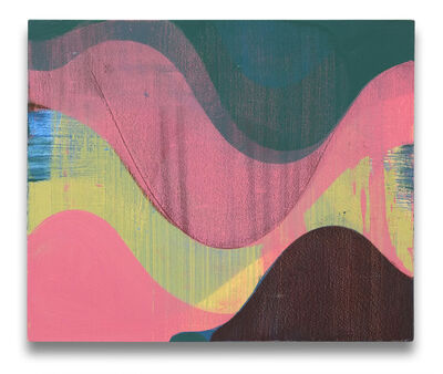 Margaret Neill, 'Aviator (Abstract Painting)', 2014