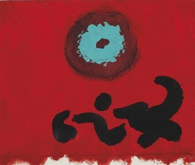Adolph Gottlieb, 'Untitled'