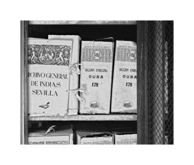 Ursula Schulz-Dornburg, 'Archivo de Indias en Seville, B13-N08', 2001/2020