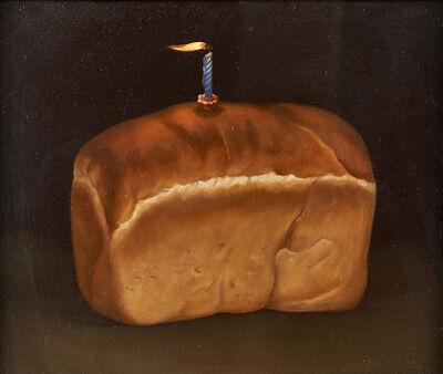 Derrick Guild, 'Bread as Cake', 1995