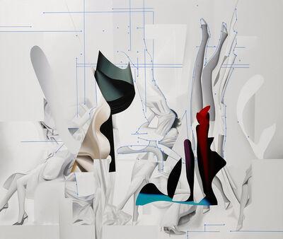 Fabrizio Arrieta, 'La trampa del pensamiento', 2018