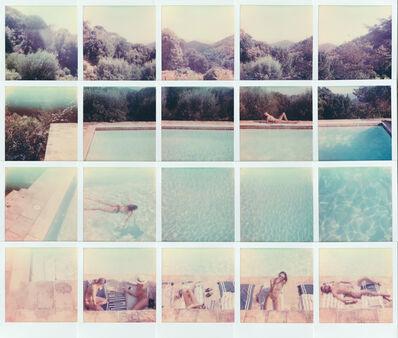 Alex Moore, 'Untitled (Pool Collage)', 2018