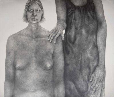 Diana Quinby, 'Autoportrait double', 2019