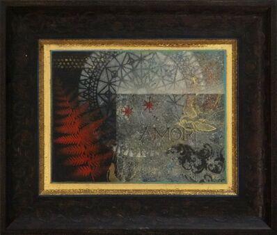 Koo Schadler, 'Sampler II - Gold Bird', 2016