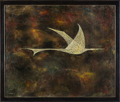 Leonardo Nierman, 'Bird in Flight', 1959