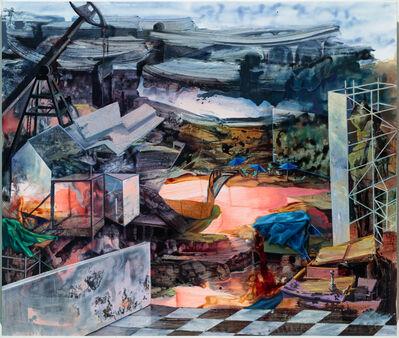 Virginia Wagner, 'Metropolis', 2017