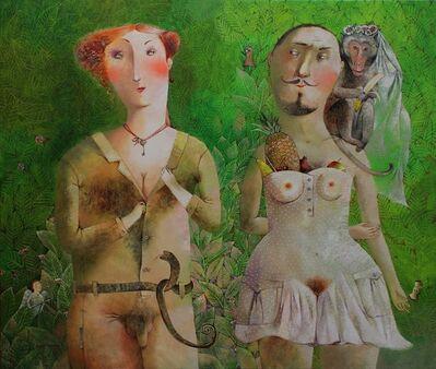 Anna Silivonchik, 'Forbidden Garden ', 2014