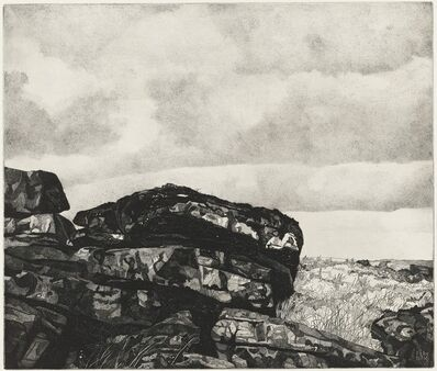 Norma Morgan, 'Granite Tor', ca. 1955