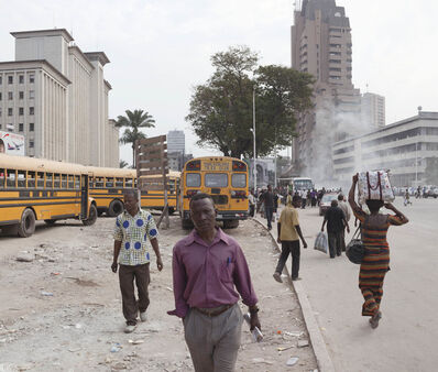 Lard Buurman, 'Boulevard 30 Juin, Kinshasa, Congo', 2011 / 2012