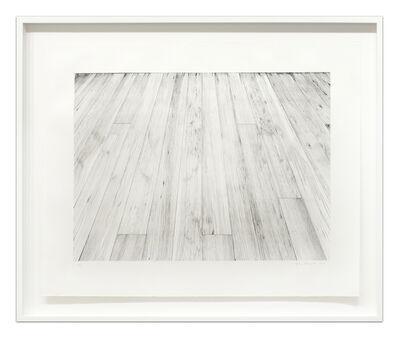 Sylvia Plimack Mangold, 'Floor II', 1974