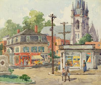 James J. Grant, 'St. Ann's Church, Prospect Street, Gloucester', 19th -20th Century