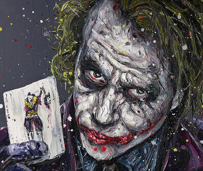 Paul Oz, 'Playing the Joker', 2021