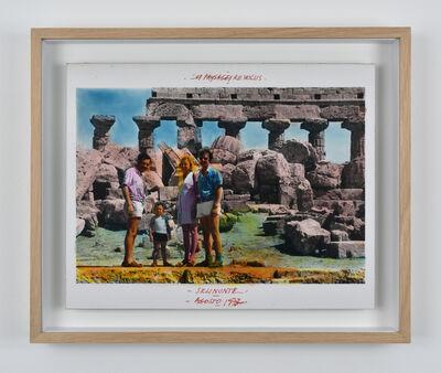 Anne and Patrick Poirier, 'Série Les Paysages Révolus, Selinunte, Agosto 1973 ', 1973