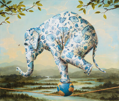 Kevin Sloan, 'The Delicate Flowers', 2018