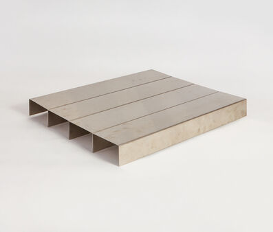 Donald Judd, 'Untitled, from Ten for Leo Castelli (S. I)', 1967