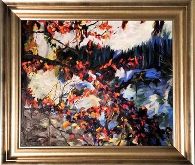Redina Tili, 'Floret - Original Oil on canvas painting by redina Tili', 2017