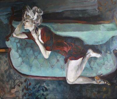 Ingebjorg Stoyva, 'Falling', 2018