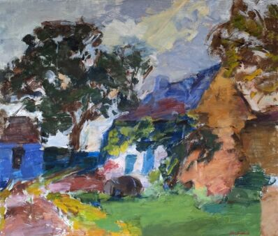 Henry Finkelstein, 'Cottage by the Road', 2019