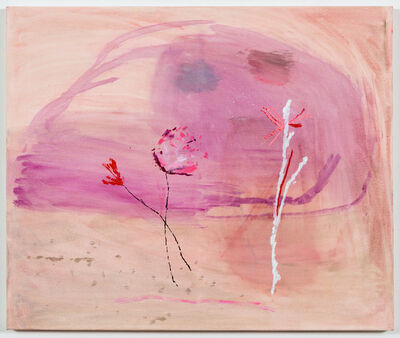 Sally Egbert, 'Pink Flowers', 2015