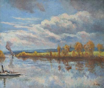Maximilien Luce, 'Bords de Seine', Unknown