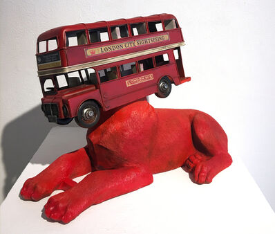 Finn Stone, 'The Bus to Barking', 2019
