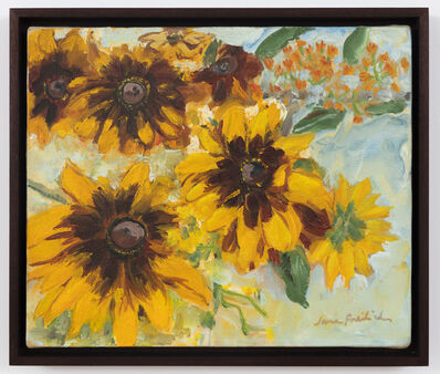 Jane Freilicher, 'Gloriosa Daisies', 1972