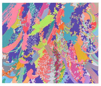 Zhou Fan 周范, 'Pollen No.34', 2018