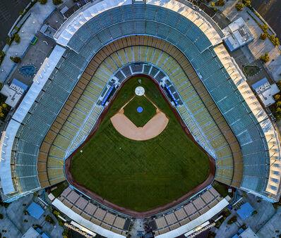 Jeffrey Milstein, 'LA 47 Dodger Stadium', 2015