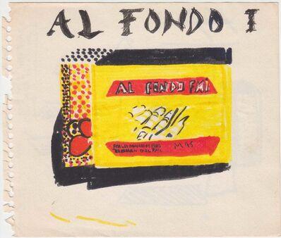 Fernando Coco Bedoya, 'Al fondo FMI', ca. 1984