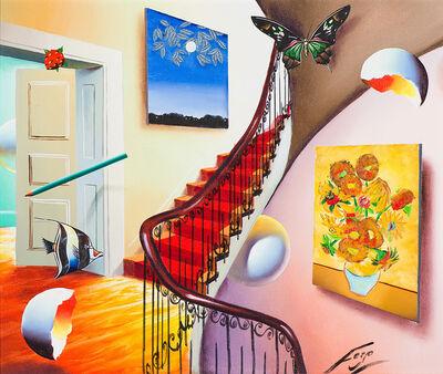 Ferjo, 'Small Staircase'