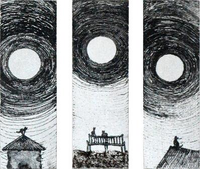 Poesy Liang, 'Dallas Mini RTC (Triptych)', 2015
