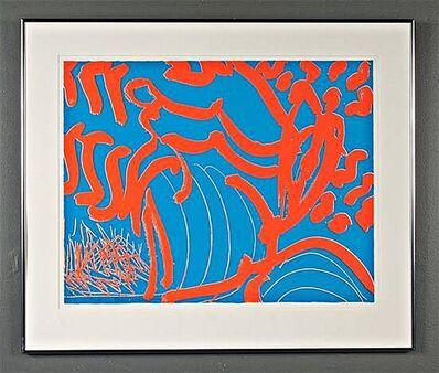Mark di Suvero, 'Scarabisso', 1982