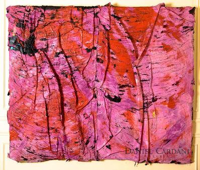 Angel Otero, 'Blurred Kiss', 2011