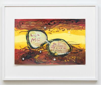 Yael Kanarek, 'Lick Me Bubble', 1994