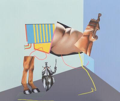 Sulette van der Merwe, 'The Ox', 2019
