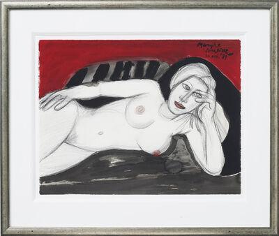 Corneille, 'Marijke ', 1989