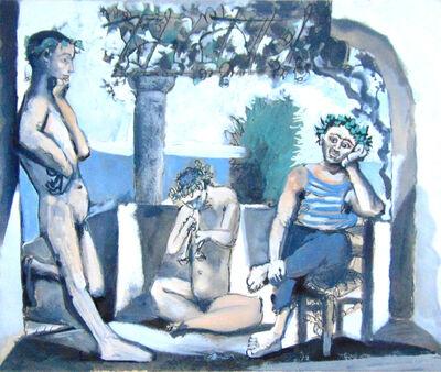 Pablo Picasso, 'Bacchanal | Bacchanale', 1959-1963