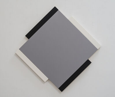 Scot Heywood, 'Centric- Grey, Black, White', 2014