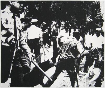 Andy Warhol, 'Birmingham Race Riot (FS II.3)', 1964