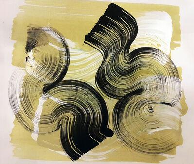 Farnaz Jahanbin, 'Curve Line 14', 2018